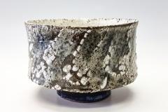 Michael-Koch-Teeschale, Chawan, Steinzeug, Glasur