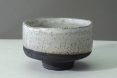 Chawan, Steinzeug, Glasur