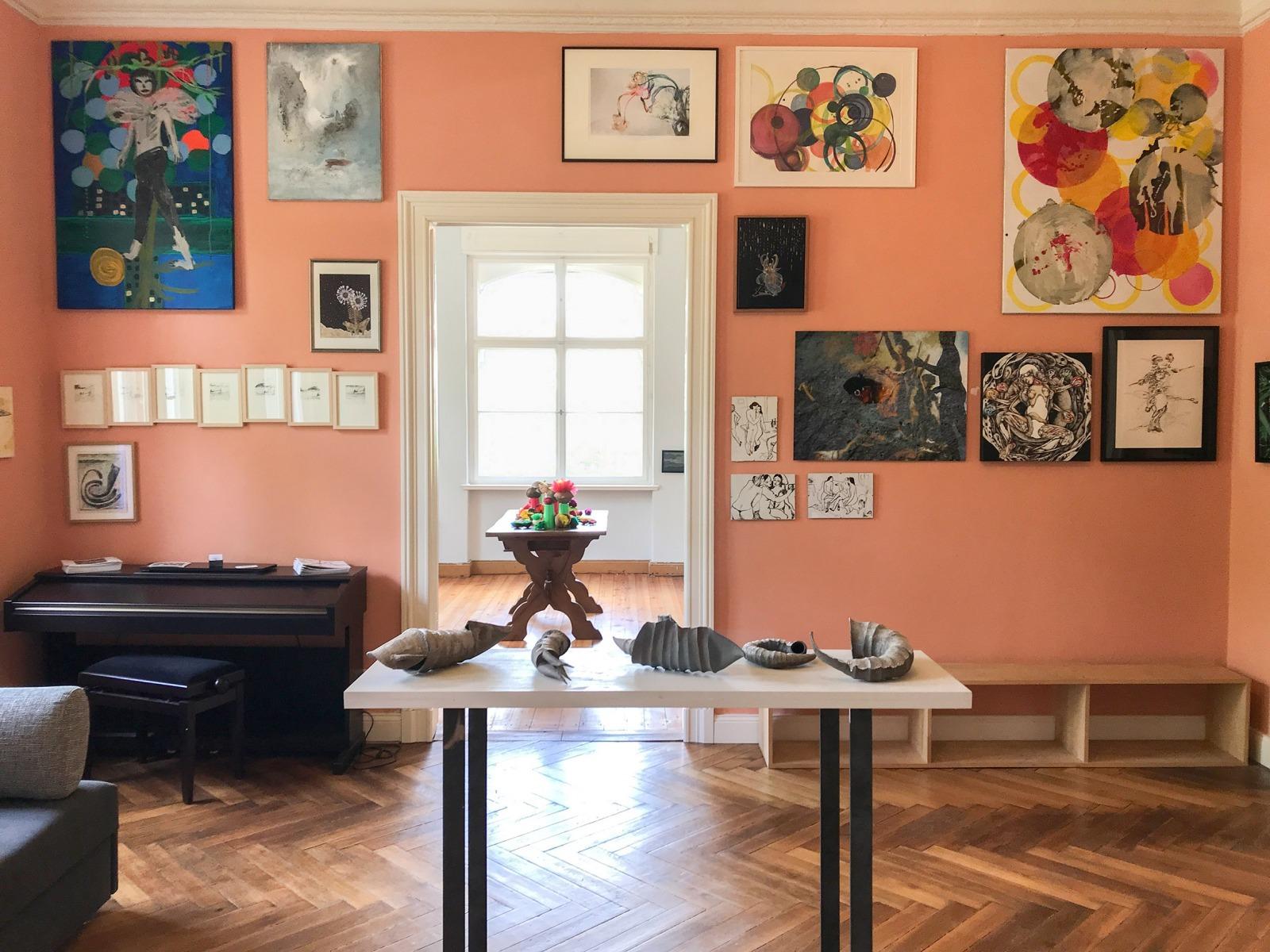 KunstkkA in der Villa Blunk in Wriezen