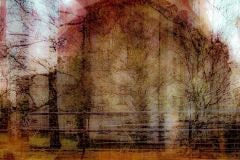Unterwegs... (Schloss Köpenick) // 18 x18, Fineart Print auf Photorag, 2018