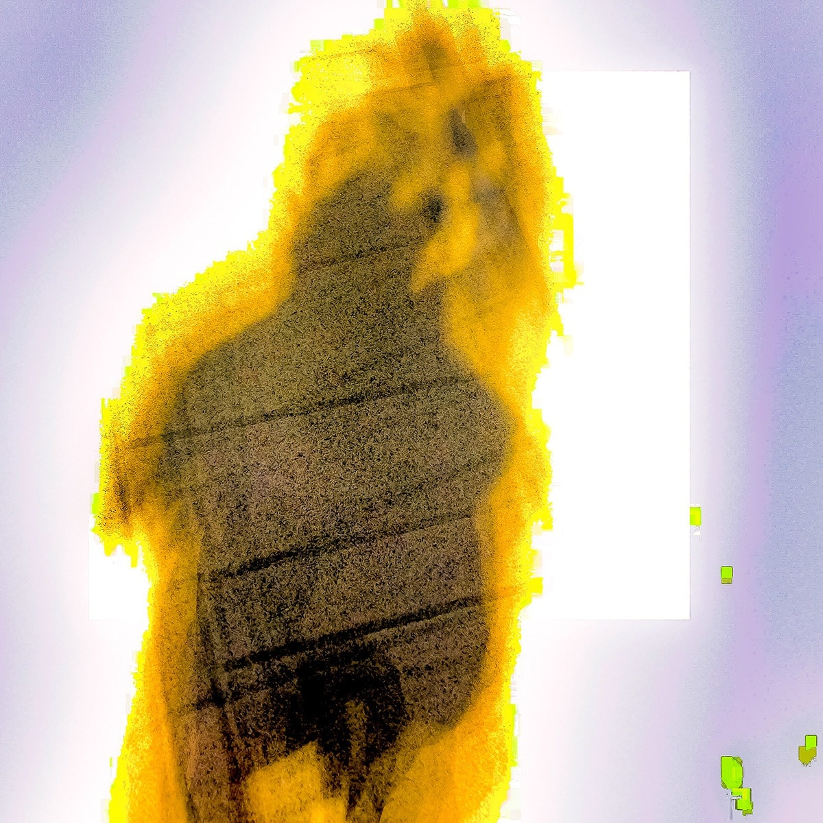 Shadow No. 01 // 18 x18, Fineart Print auf Photorag, 2018