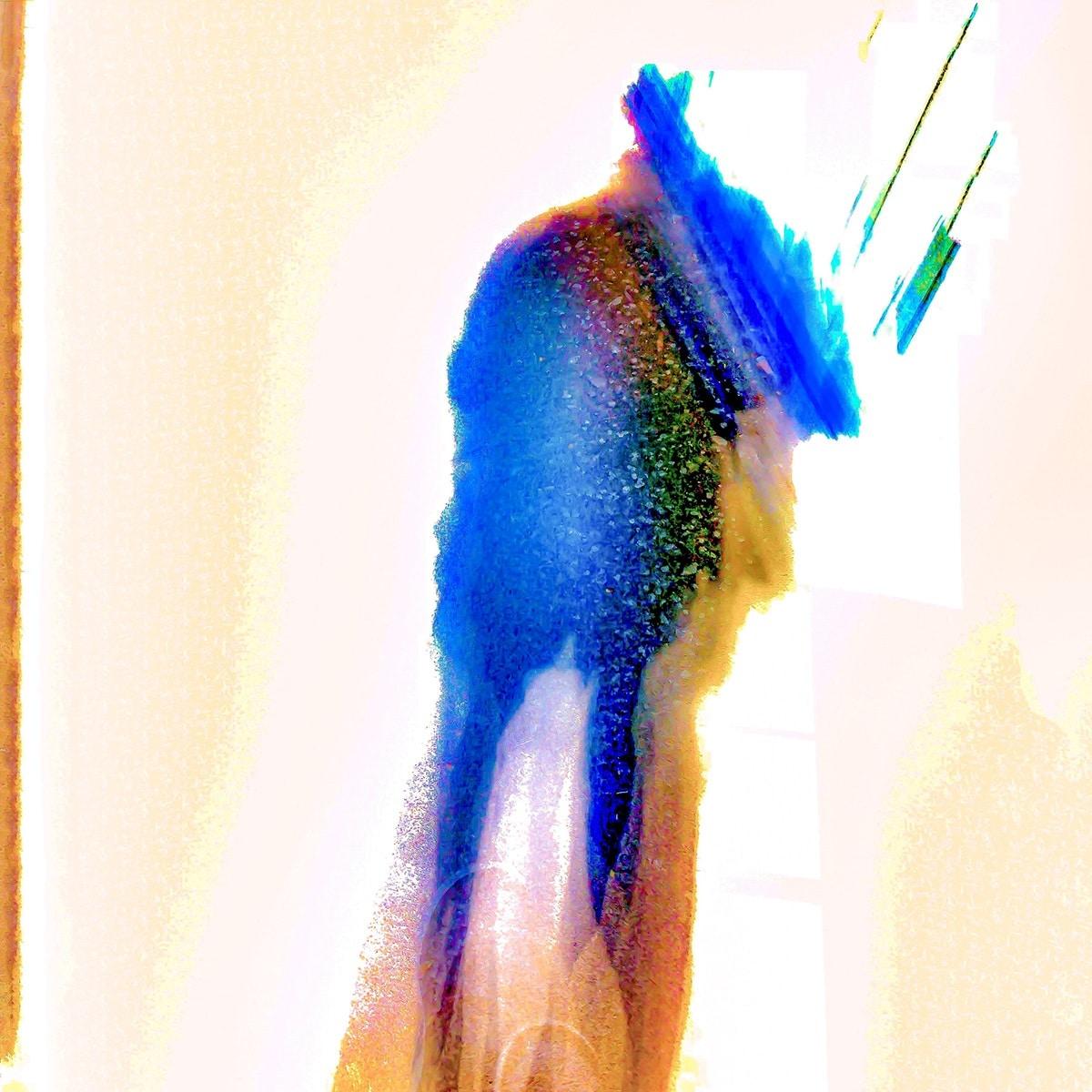 Shadow No. 02 // 30 x30, Fineart Print auf Photorag, 2018