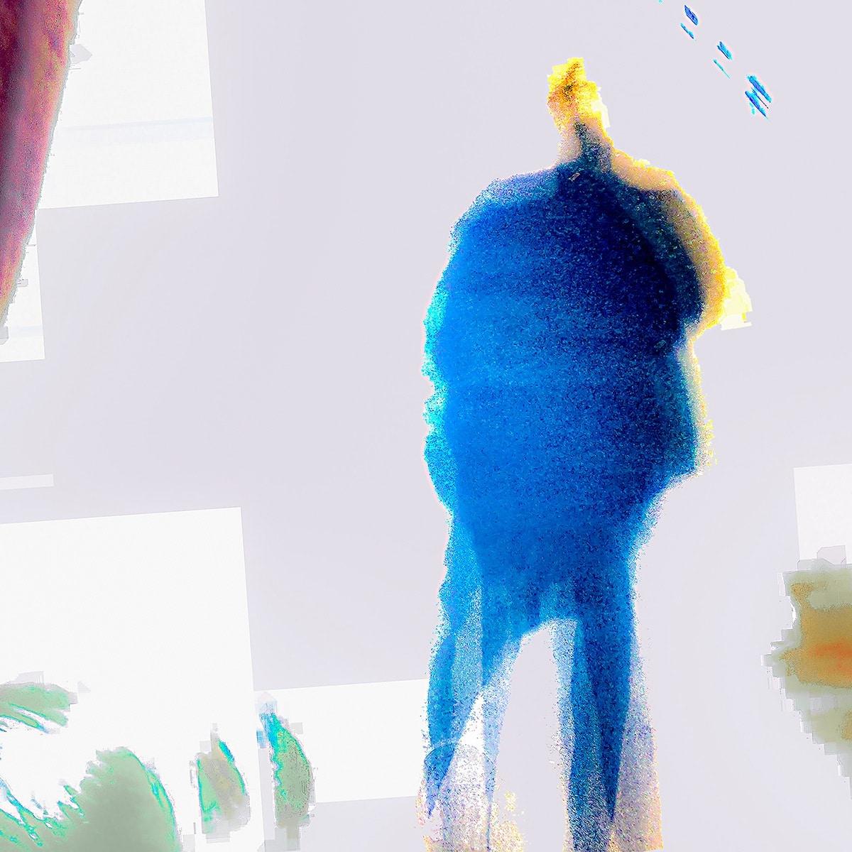 Shadow No. 07 // 30 x30, Fineart Print auf Photorag, 2018
