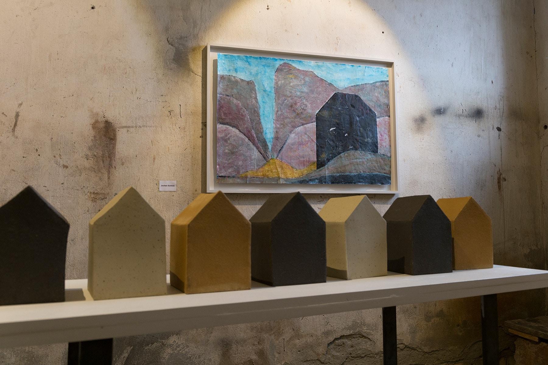 Ist es das wovon Du geträumt hast? – Installation kunstopfer – Kunstlicht Velten 2018